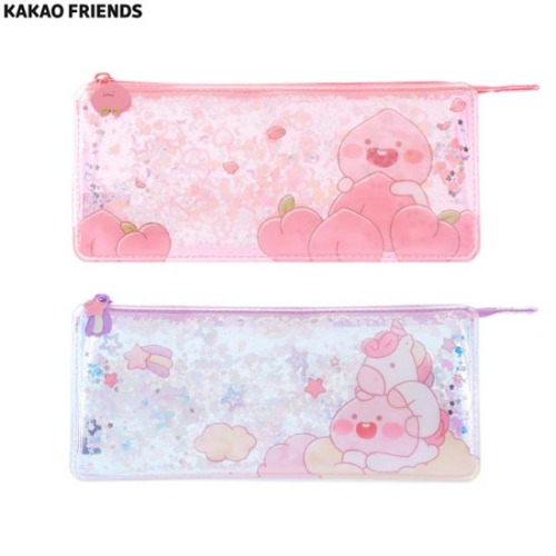 KAKAO FRIENDS Glitter Pencil Case 1ea