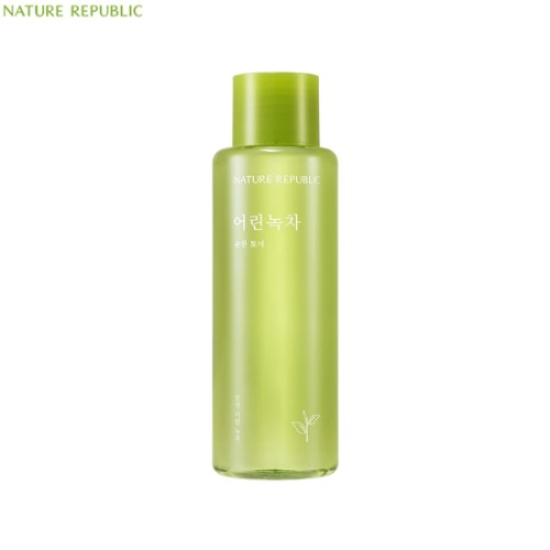 NATURE REPUBLIC Baby Green Tea Mild Toner 155ml