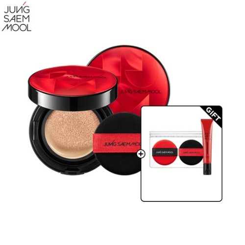 JUNGSAEMMOOL Skin Nuder Cushion Set 5items [Red Limited Edition]