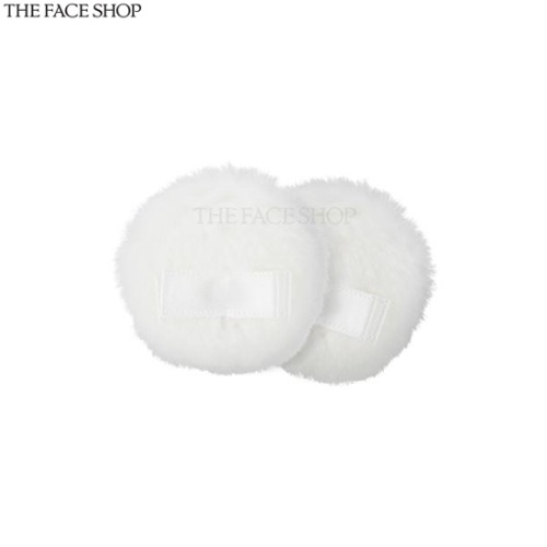 THE FACE SHOP Fmgt Daily Beauty Tools Pastel Cushion Blusher Puff 2ea