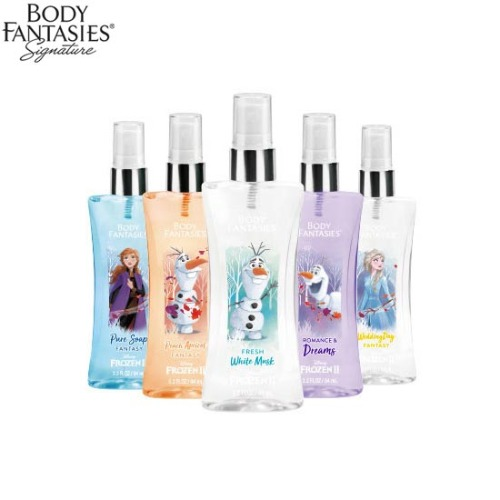 BODY FANTASIES Body Spray 94ml [Disney Frozen Ⅱ]