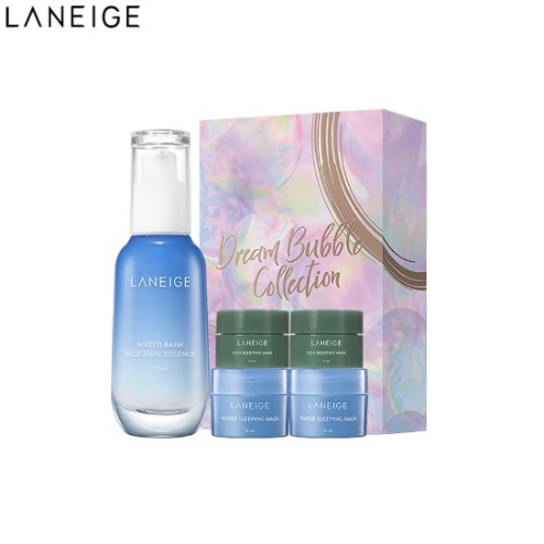 LANEIGE Water Bank Moisture Special Set 5items [Dreamful Holiday]