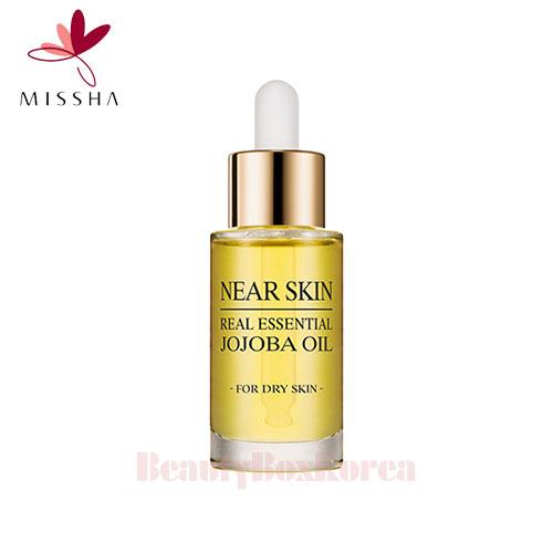 MISSHA Near Skin Real Essential Jojoba Oil 30ml available now at Beauty Box  Korea