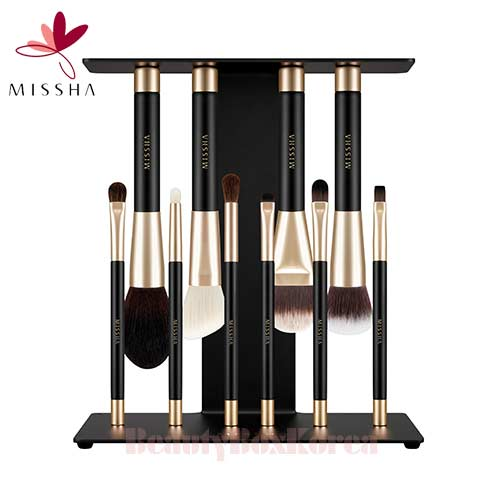 MISSHA Standing Magnetic Brush Set 11Items [Online Excl.],MISSHA