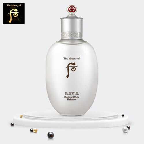 THE HISTORY OF WHOO Radiant White Balancer 150ml,THE HISTORY OF WHOO