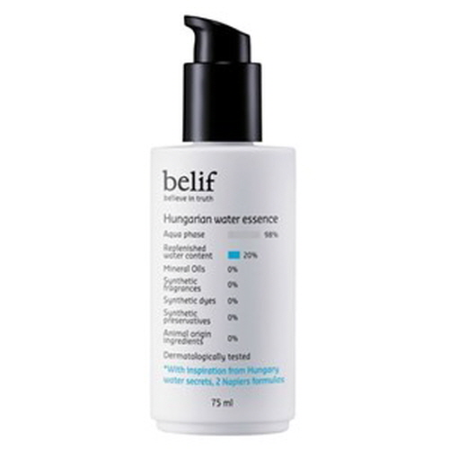 BELIF Hungarian Water Essence 75ml,BELIF