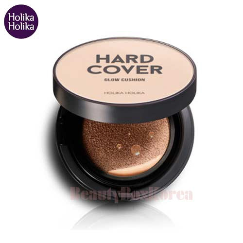HOLIKAHOLIKA Hard Cover Glow Cushion SPF50+ PA+++ 14g*2ea,HOLIKAHOLIKA