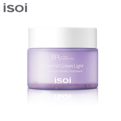 ISOI Waterfull Cream Light 50ml,ISOI