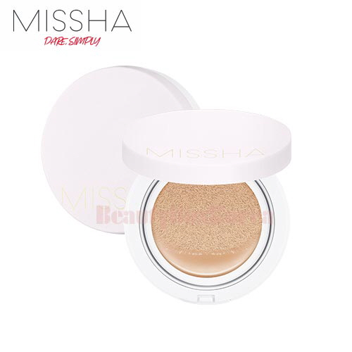 Missha Magic Cushion Cover Lasting Spf50 Pa 15g Available Now At Beauty Box Korea
