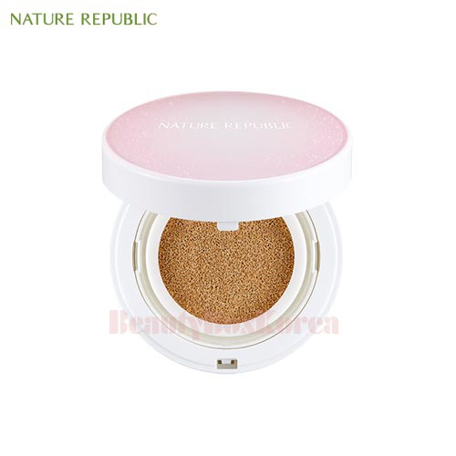 NATURE REPUBLIC Nature Origin Aura Tight Up Cushion SPF50+ PA+++ 15g,NATURE REPUBLIC