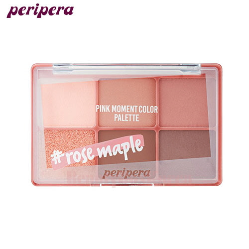 PERIPERA Ink Color Palette 1.3g*6 [Pink- Moment],PERIPERA