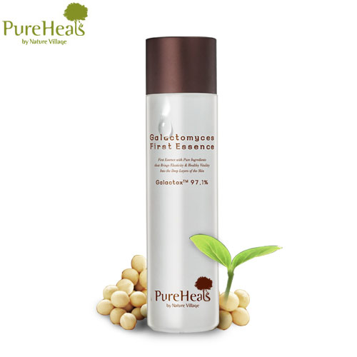 PUREHEALS Galactomyces First Essence 150ml available now at Beauty Box Korea