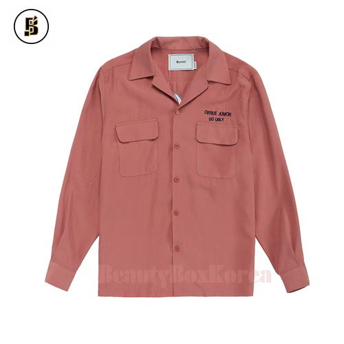 ca528ef45e1c2a THE BURNING Coffee Embroidery Shirt 1ea | Best ... - Beauty Box Korea