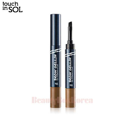 TOUCH IN SOL Brow Gellin Gel Eyebrow Styler 0.5g,TOUCH IN SOL