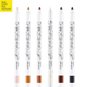 TOO COOL FOR SCHOOL Dinoplatz High Line(eye liner) 0.6g,Beauty Box Korea
