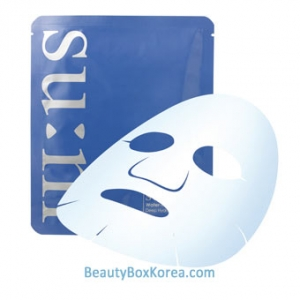 SU:M37 Water-full Deep Hydrating Gel Mask 27g*6ea,Su:m37