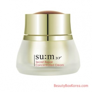 SU:M37 Secret Repair Concentrated Cream 50ml,Su:m37