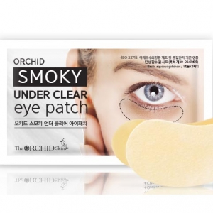 THE ORCHID SKIN Orchid Smoky Under Clear Eye Patch 2ea,THE ORCHID SKIN