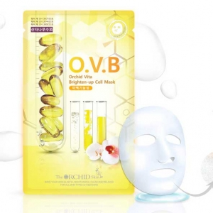 THE ORCHID SKIN Orchid Vita Brighten-up Cell Mask 25ml,THE ORCHID SKIN
