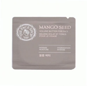 [mini] THE FACE SHOP Mango Seed Volume Butter For Face 1.5ml*10ea,THE FACE SHOP