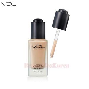 VDL Air Fluid Foundation Glow SPF30 PA++ 30ml, VDL