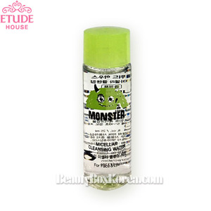 [mini] ETUDE HOUSE Monster Micellar Cleansing Water 25ml,ETUDE HOUSE