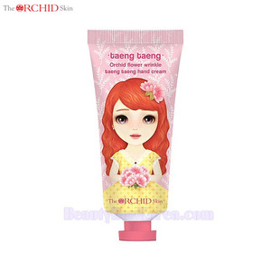 THE ORCHID SKIN Wrinkle Hand Cream 60ml,THE ORCHID SKIN