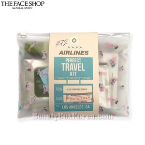 [mini] THE FACE SHOP Perfect Travel Kit 18items,THE FACE SHOP