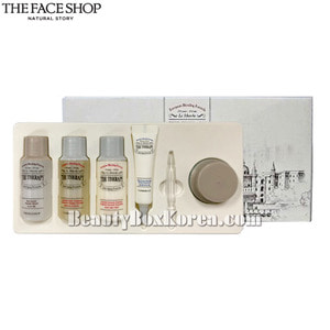 [mini] The face shop The Therapy Anti-Aging Formula Special Kit 5items,THE FACE SHOP
