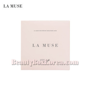 LA MUSE Skin Repair Signature Mask 30g*5ea,LAMUSE