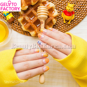 GELATO FACTORY Hatto Hatto Nail Fit 1ea [Disney Edition],GELATO FACTORY