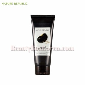 NATURE REPUBLIC Black Bean Anti Hair Loss Treatment 200ml,NATURE REPUBLIC