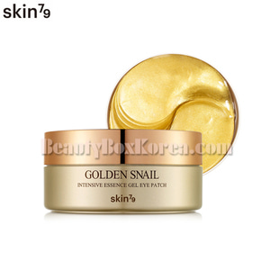SKIN79 Golden Snail Intensive Essence Gel Eye Patch 60ea 83g,SKIN79