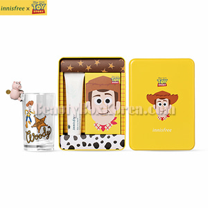 INNISFREE Woody Toy Box[Bija Cica Balm][INNISFREE X TOY STORY],INNISFREE