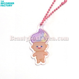 THE RECORDER FACTORY Happy Friends Keyring-Subaco Reco Troll 1ea,THE RECORDER FACTORY