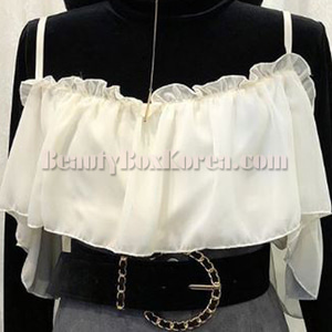 FROMB Chiffon Bustier 1ea,FROMB