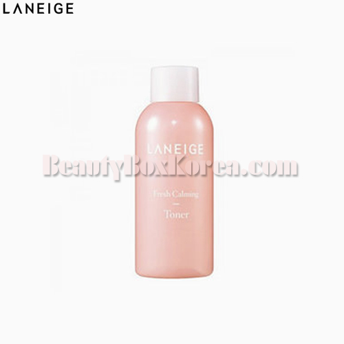 [mini] LANEIGE Fresh Calming Toner 50ml,LANEIGE