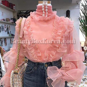 FROMB Peach Peach Blouse 1ea,FROMB