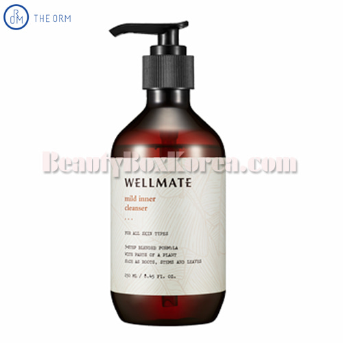 WELLMATE Mild Inner Cleanser 250ml,Other Brand