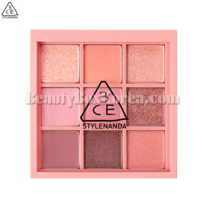 3CE Multi Eye Color Palette #Beach Muse 8.2g [Mood For Blossom],3CE