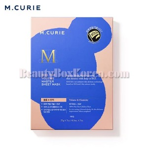 M.CURIE Feel The Volume Master Sheet Mask 25g*7ea,Other Brand
