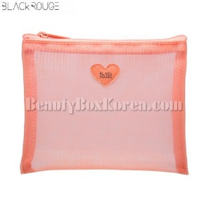 BLACK ROUGE Summer Coral Pouch 1ea,BLACK ROUGE
