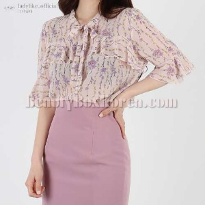 LADY LIKE Floral Blouse 1ea,Other Brand