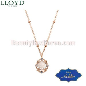 LLOYD Ethnic Aladdin 14K Gold Necklace 1ea LNN19068G [LLOYD x ALADDIN][Jasmine Collection],Beauty Box Korea
