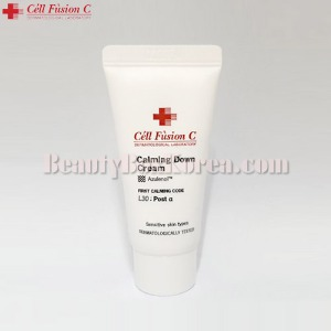 [mini] CELL FUSION C Post α Calming Down Cream 15ml,Beauty Box Korea