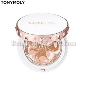 TONYMOLY Conchic All Over Skin Essence Pact SPF50+ PA+++ 13g*2ea