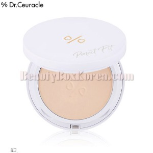 DR.CEURACLE Perfect Fit Powder Pact 8g