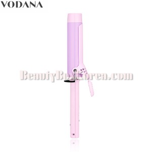 VODANA Glam Wave Curling Iron Plus Dual Votage 1ea [Violet Edition],Beauty Box Korea