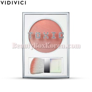 TOXIC VIDIVICI Blush Illusion 9g