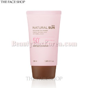 THE FACE SHOP Natural Eco Sun No Shine Sun Primer SPF50+ PA+++ 50ml
